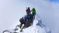 vrchol Strahlhorn ...