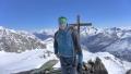 vrchol Fluchthorn ...