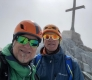 ... dva pitomci se aklimatizují na Allalinhorn (4.027m)