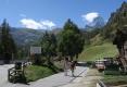 ... ale i v Zermattu jde přežít