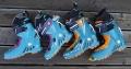 lehká skialp bota F1