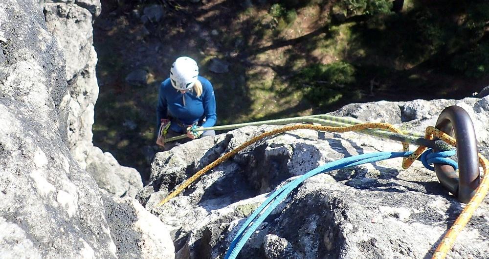 Lezení A Turistika Koncem Září V Lužických Horách