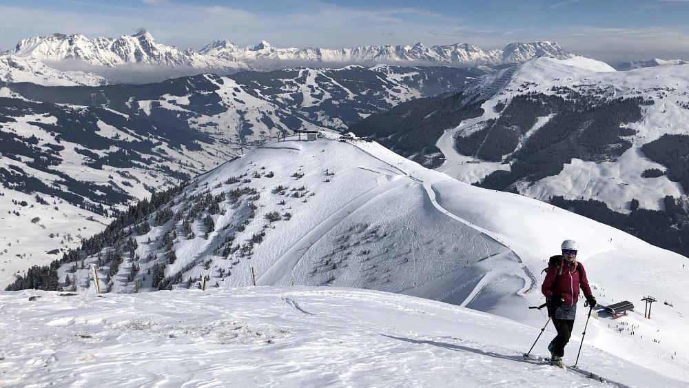 Pinzgauer Spaziergang Aneb První Skialp V Alpách