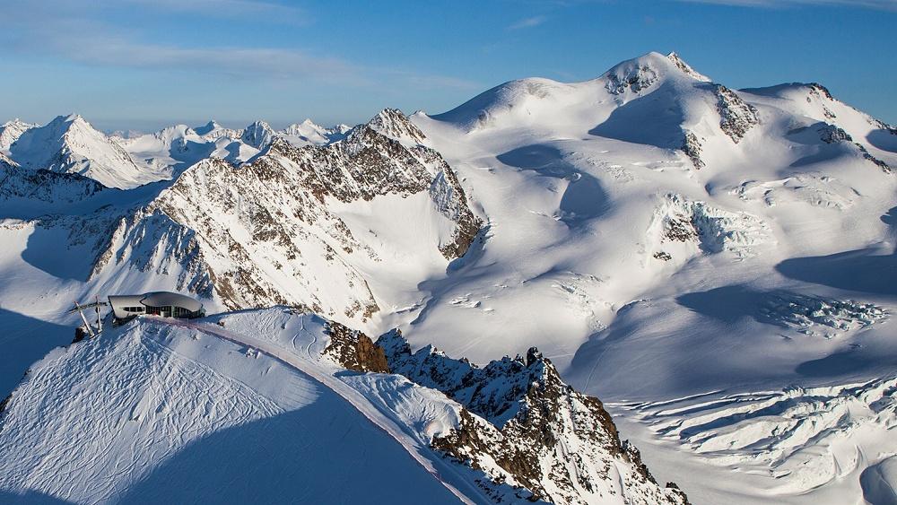 PITZTAL ( Ötztalské Alpy )