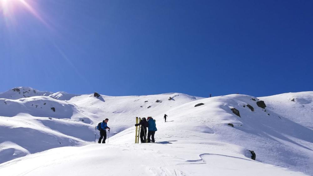 Skialp V Bulharsku Pohoří Pirin Březen 2021 S Ck Alpina